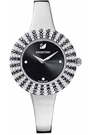 Swarovski Womens Analogue Classic Quartz Watch with Stainless Steel Strap 5484076