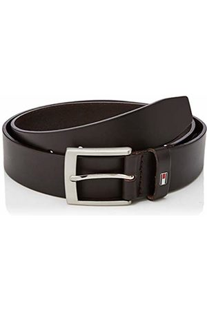 Tommy Hilfiger Men's Adan Leather Belt 3.5