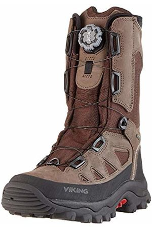 Viking Unisex Adults' Villrein Boa GTX Hunting Shoes, Dark / 1810