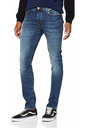 True Religion Men's Toni TRUEFLEX Destroyed Skinny Jeans