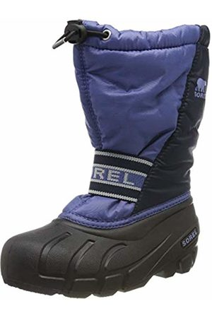 sorel Unisex Kid's Youth CUB Snow Boots, (Blues 498)
