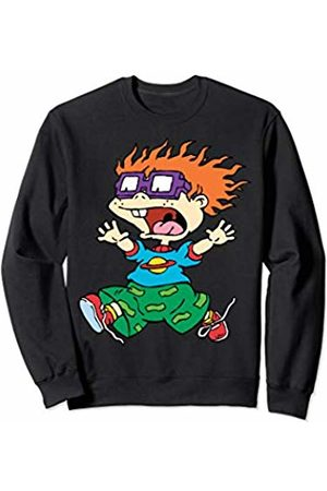 Nickelodeon Chucky Running Away Center Design Sweatshirt