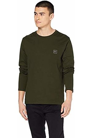HUGO BOSS Men's Tacks T-Shirt, (Open 346)