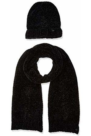 Kaporal 5 Women's PIGER Scarf, Hat & Glove Set, W08 )
