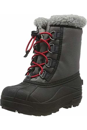 sorel Unisex Kid's Childrens Cumberland Snow Boots, (City , Coal 023)