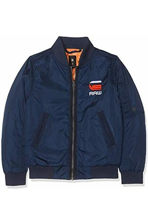 G-Star G-Star Boy's Sp41005 Bomber Jacket, (Marine 04)