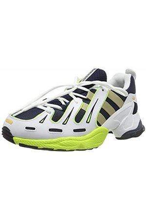 adidas Men's EQT Gazelle Gymnastics Shoes, Collegiate Navy/ Met./Solar