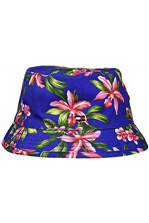 Tommy Hilfiger Girl's Reversible Tropical Bucket Hat Cap