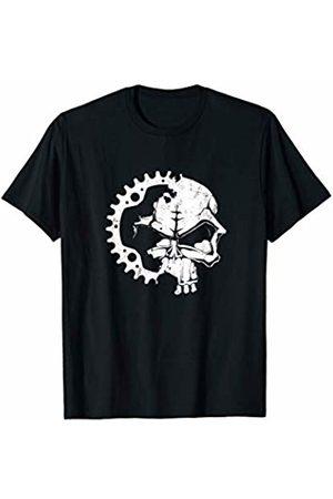 MTB Mountain Bike Shirts Skull and Crank MTB Mountain Bike T-Shirt
