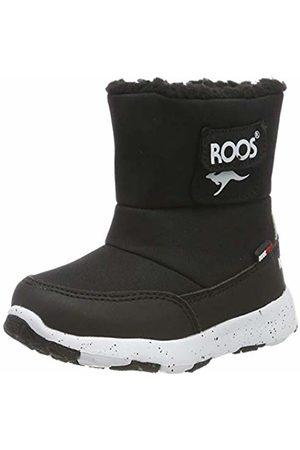 KangaROOS Unisex Babies' Snowball Boots, ((Jet / 5012)