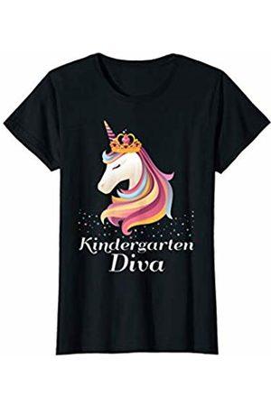 Kindergarten Diva TShirt,Girls Back to School Tops Kindergarten Diva Shirt,First Day School Clothes