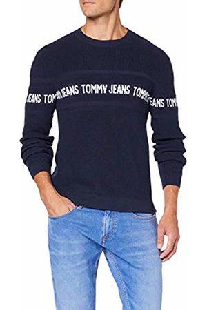 Tommy Hilfiger Men's TJM Tape Sweater Sweatshirt