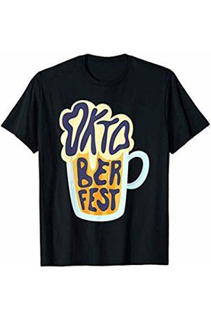 Oktoberfest Apparel by BUBL TEES Oktoberfest Beer Festival T-Shirt
