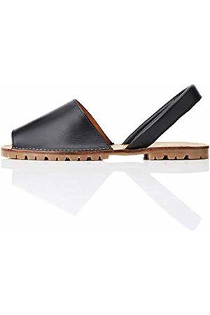 FIND Menorcan Leather Sling Back Sandals, )