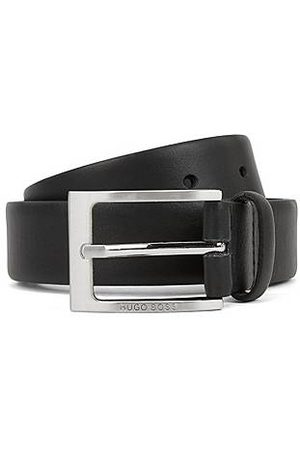 HUGO BOSS Belt in textured leather