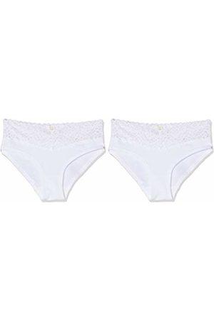 Esprit Women's Daily Lace Cotton 2hip.Shorts Boy Short, ( 100)