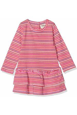 Hatley Baby Girls' Layered Dress (Rainbow Candy 650)