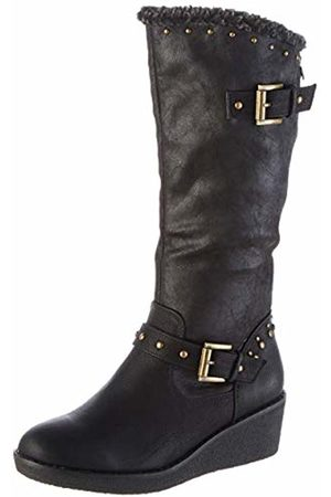 Refresh Women's 69200 Slouch Boots, Negro