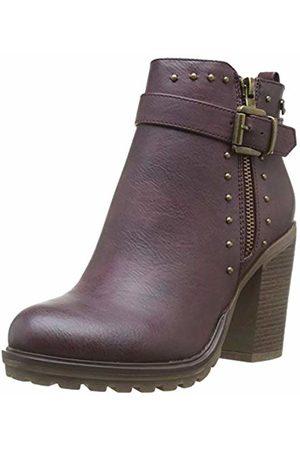 Refresh Women's 69213 Ankle Boots, Burdeos