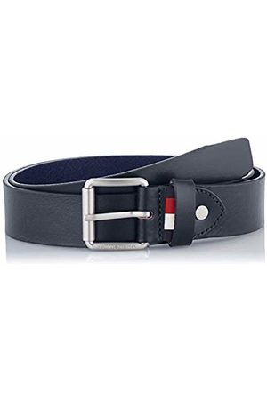 Tommy Hilfiger Men's Downtown Roller Buckle 3.5 Adj Belt