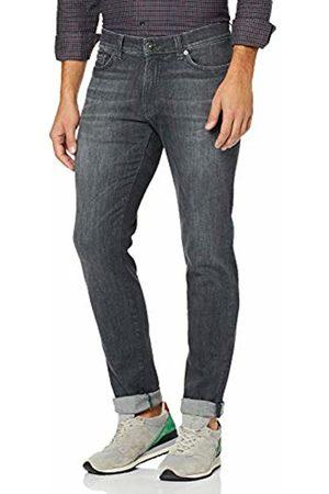 Brax Men's Cadiz Blue Planet Flex Five Pocket Straight Fit Jeans