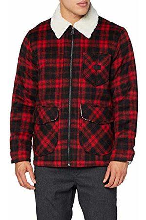 Lee Men's Wool Loco Sherpa Jacket, (Warp Kg)
