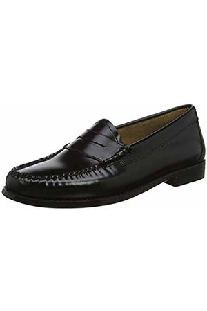 G.H. Bass & Co. Women's Penny Loafers, ( Leather 000)