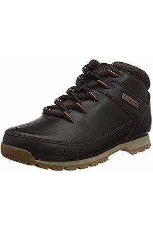 Timberland Men's Euro Sprint Hiker Chukka Boots, (Dark Full Grain)