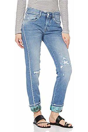 Replay Women's Heter Boyfriend Jeans