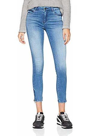 Noisy May Women's Nmkimmy Nr Ankle Zip Jeans Az062lb Noos Skinny