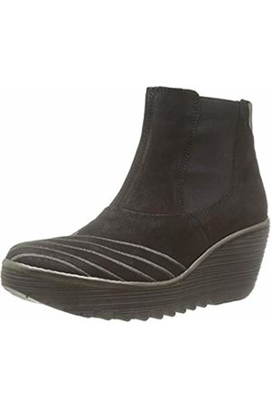 Fly London Women's YAVE064FLY Chelsea Boots, ( /Bronze 006)