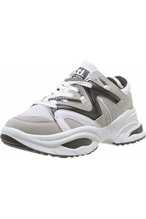 Xti Women's 49523 Low-Top Sneakers, Blanco