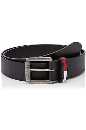 Tommy Hilfiger Men's TJM Roller Logo Belt 3.5