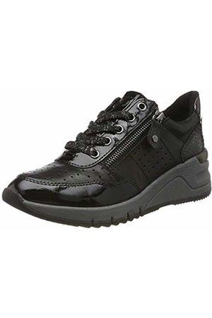 Tamaris Women Trainers - Women's 1-1-23757-33 Low-Top Sneakers, ( Lea Comb 029)