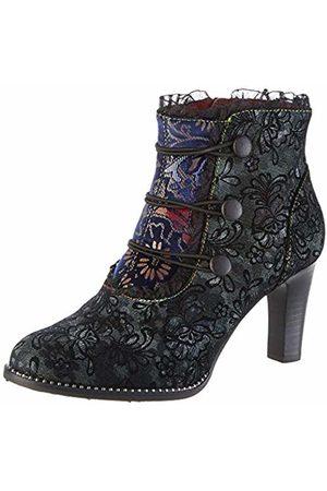 LAURA VITA Women's Alcbaneo 130 Ankle Boots, Noir