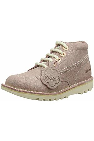 Kickers Baby Girls' Kick Hi Boots, Pnk