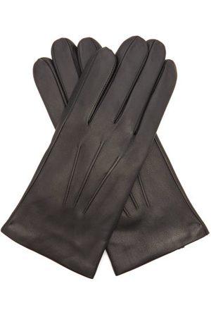Dents Bath Cashmere Lined Leather Gloves - Mens