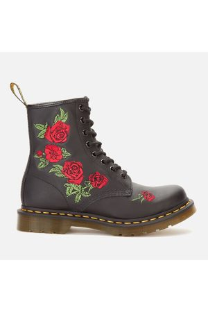 Dr. Martens Women's 1460 Vonda Softy T Leather 8-Eye Boots