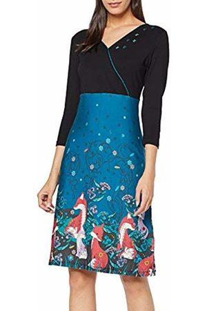 Joe Browns Women's Feeling Foxy Dress Multi (Size:12)