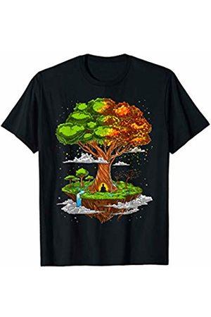 Green Fantasy Clothing Tree Of Life Zen Yoga Buddha Meditation Spiritual Buddhist T-Shirt