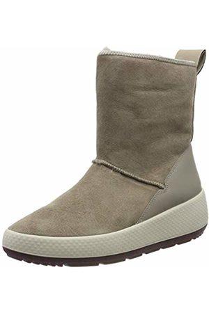 Ecco Women's Ukiuk 2.0 Snow Boots, Moon Rock 55294