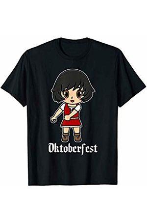 Oktoberfest Apparel by BUBL TEES Oktoberfest Floss Like A Boss Flossing Dance T-Shirt