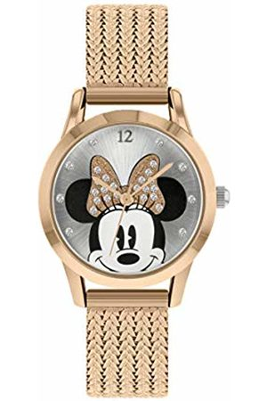 Disney Watches - Unisex Adult Analogue Classic Quartz Watch with PU Strap MN8070