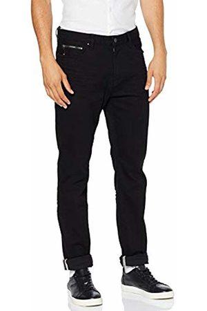 Armani Men's J22 Tappared Tapered Fit Jeans, ( Denim 0204)
