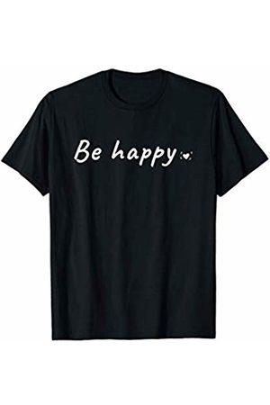 #WIN Be Happy | Yoga Zen Meditation Gift T-Shirt