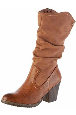 Refresh Women's 69303 Slouch Boots, Camel