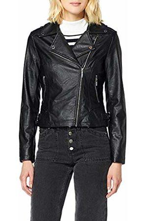 Morgan Women's 192-gara.n Jacket, Noir