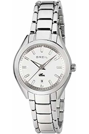 Breil Women's Analogue Quartz Watch with Stainless Steel Strap TW1617
