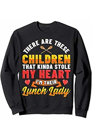 Tee Styley School Lunch Lady Cafeteria Worker Teacher Appreciation Gift Sweatshirt