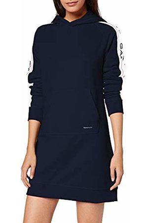 GANT Women's D1.Archive Sweat Hoodie Dress Evening 433